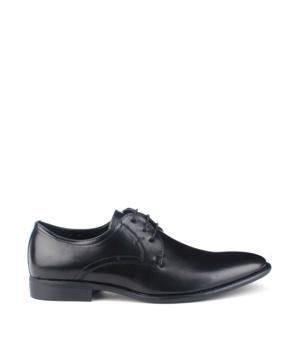 d57c8b7c8d9 ➤ Černé pánské polobotky Bottesini - Levná i značková obuv