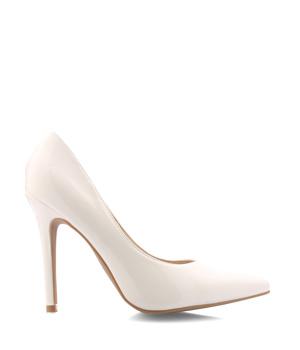 42eee5208a5 ➤ Bílé lodičky Monshoe - Levná i značková obuv