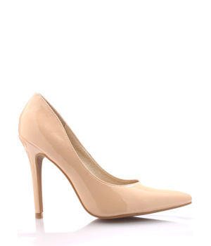 ➤ Béžové lodičky Monshoe - Levná i značková obuv 7058e21fbf